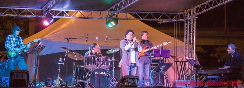 The  Honolulu Jazz All Stars