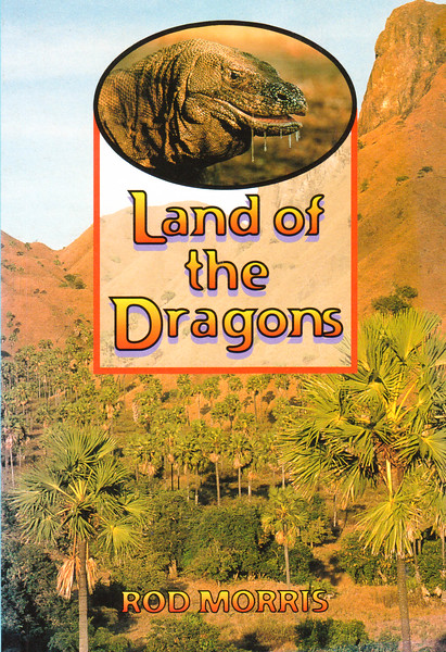 Written and photographed by Rod, this little book combines legend and personal narrative to provide an account of the Komodo dragon - the world's biggest lizard. This is one title in a guided reading series of 96 chapter books for children aged 7-11  A signed copy of Land of the Dragons can be purchased directly from us for $24.99 (+P&P). For more information please contact the Production Manager at info@rodmorris.co.nz