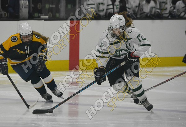 Canton - Notre Dame Academy Girls Hockey 3-6-18