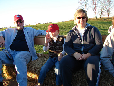 Corn Maze--October 29, 2006