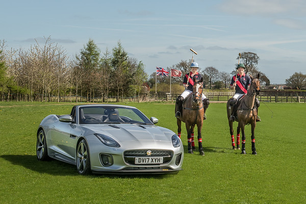 Jaguar Land Rover Promo Shoot
