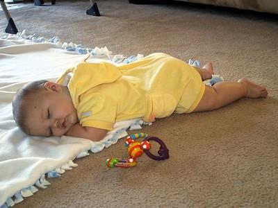 Juliana 5-6 months