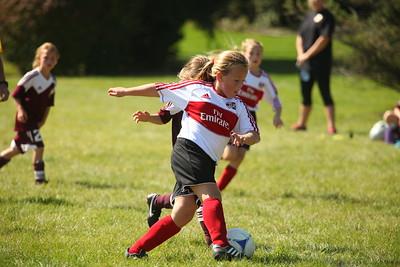 Girls U8 - AC Milan 07