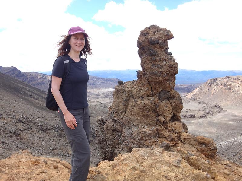More lava spires