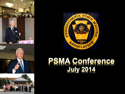 PSMA Conference - 2014
