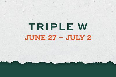 Triple W