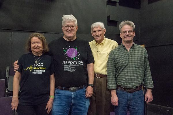 Brazosport Planetarium Scholastic Bowl 2018 - 2/22/2018