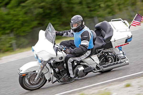 Harley Davidson - White