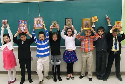 Community Life - Sunday of Orthodoxy - March 4, 2012