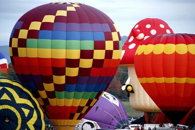 2010 Balloonfest - Lake George