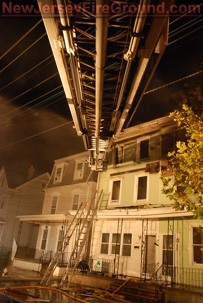10-21-12 (Camden County)GLOUCESTER CITY 408 Market Street - 3rd Alarm Dwelling
