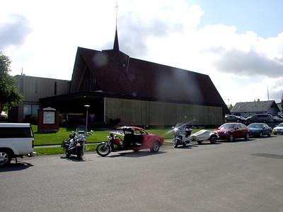 ALF Church visit