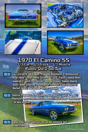 Dex Tank - El Camino