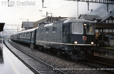 Class 420 421 430 Re 4/4