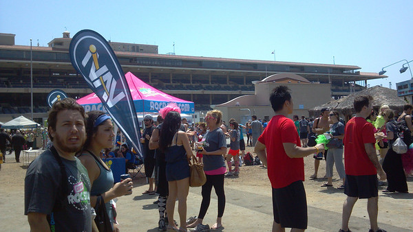 Ridiculous Obstacle Challenge 5k 2012 Del Mar