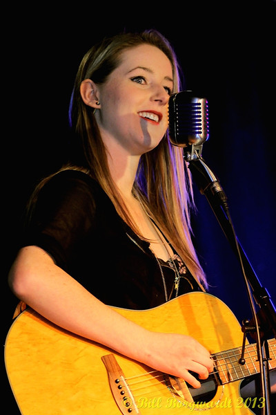 Emily Seal - Food Bank Fund Raising concert at the Blue Sky Cafe