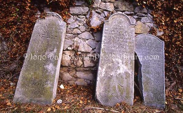 AUSTRIA, Eisenstadt. Old Jewish Cemetery (1679 - 1875). (2006)