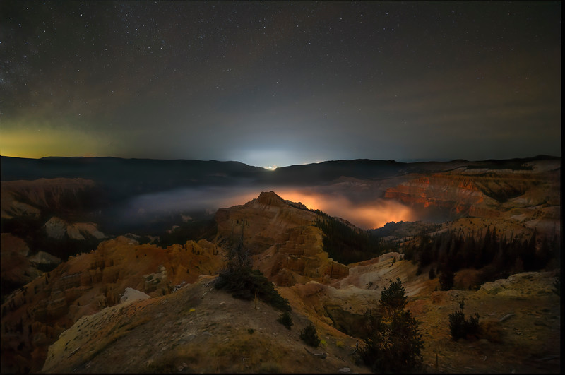 Chessman Canyon Fire