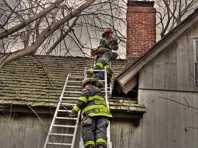 3-17-13 Chimney Fire, Ryder Court