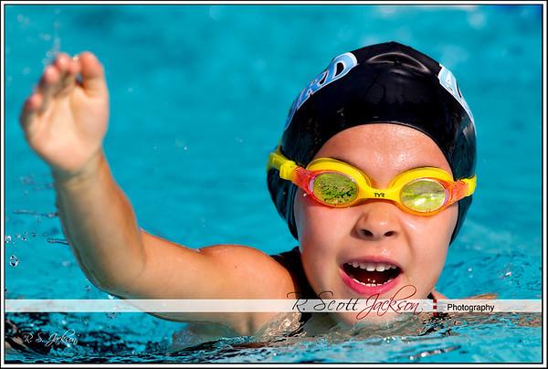 2013-6-8   Eight & Under Swim Meet