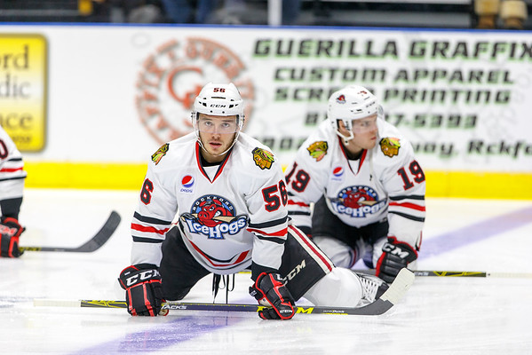10-23-15 IceHogs vs Wolves