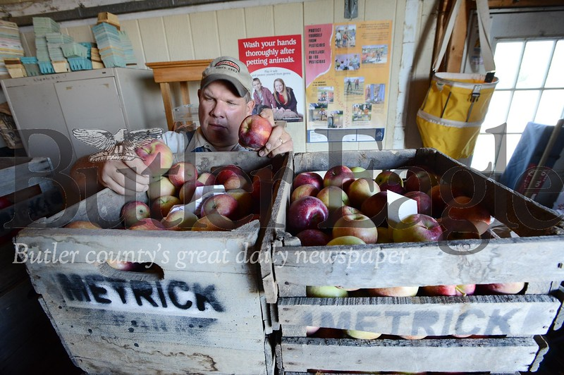 15116 Metrick's Harvest View Farm