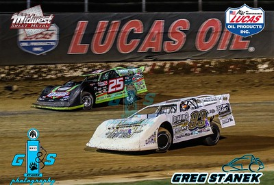 MLRA Late Models - Greg Stanek photos