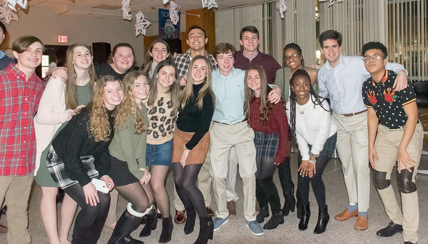 Winter Wonderland Dance – January 10, 2020
