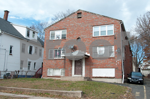 12/06/17 Wesley Bunnell   Staff 92 Putnam St in the North Oak Neighborhood section of New Britain. Residents of the neighborhood have recently been speaking up regarding blight and alleged neglect from the city regarding their concerns.