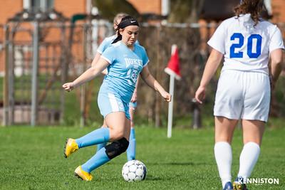 4-23-19 Garber JV Soccer
