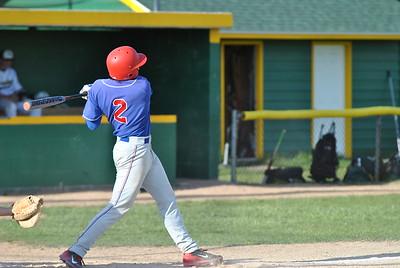 Falcon Baseball vs Park Center