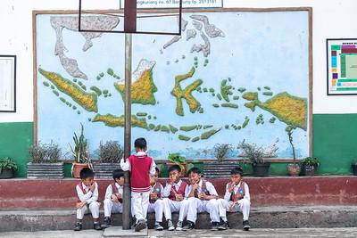 Bandung School Visit - April 2018