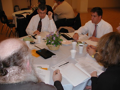 Parish Council Seminar - Cleveland - November 9,2005