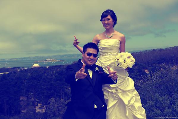 Devin and Angela Tu