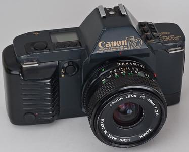 Canon T50/T70 - 1983/84