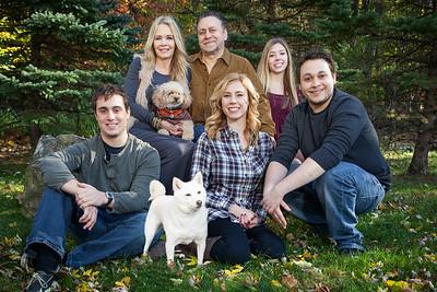 Family Portraits - DiCarlo