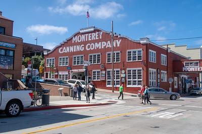 California - Monterey - Cannery Row / Monterey Bay Aquarium