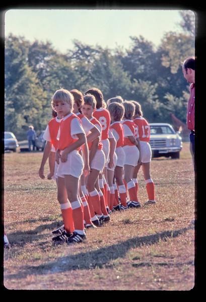 Erics Soccer 1974