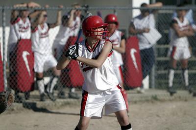 Girls Varsity Softball - 4/21/2006 North Muskegon
