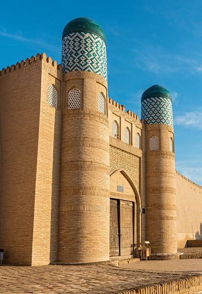 Kuhna Ark, Khiva