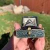 1.11ct Old European Cut Diamond Filigree Ring 15
