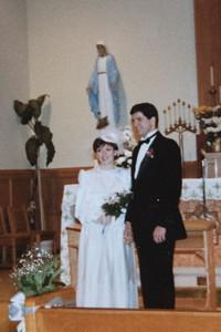 Bill & Debbie 1985