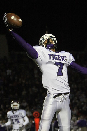 2011 Playoffs Tigers vs Hilliard