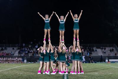 Cheerleaders October 11, 2019