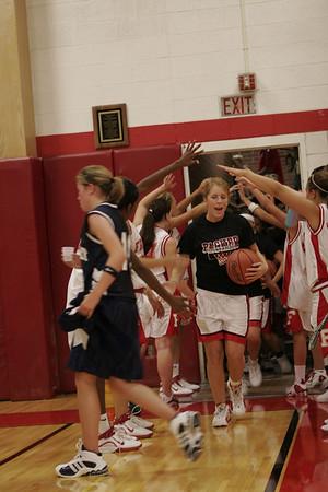 Girls Varsity Basketball - 2006-2007 -  9/5/2006 Fruitport