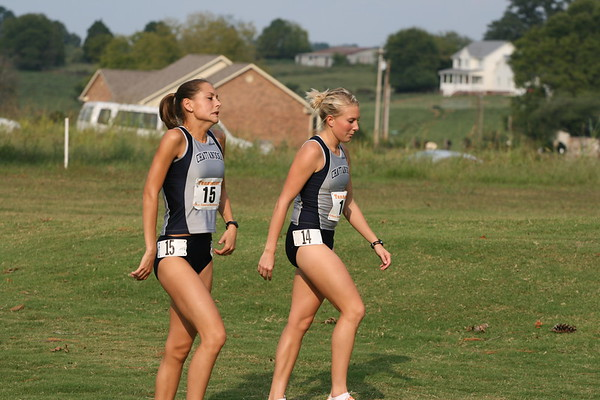 2008 Tennessee Invitational Cross Country - Women