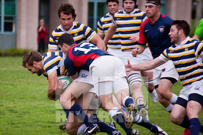 Cal Rugby-Claremont 2011