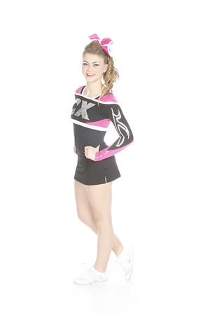 Cheer X  Level 3