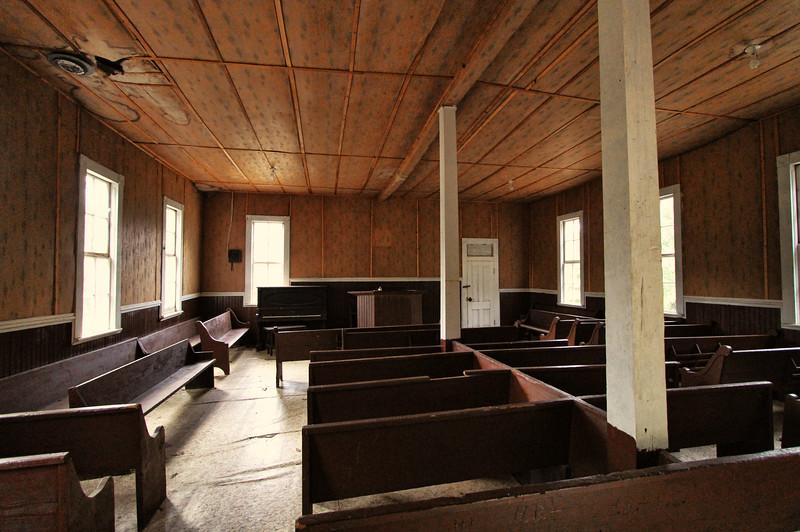 Annie's Chapel - Lamar, AR