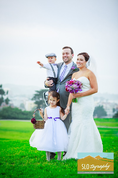 Kimmy+Paul ~ Maried ~ San Francisco